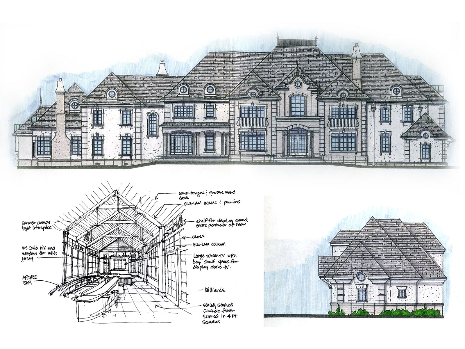 New-Construction-Mount-Laurel-Drawing-Gameroom