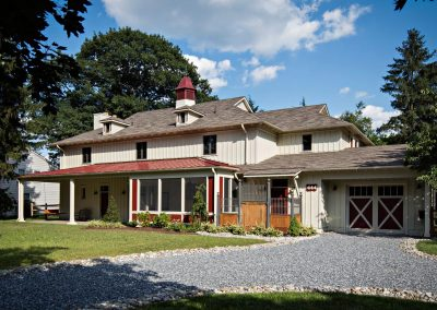 Moorestown Historic Restoration – Strawbridge Carriage House